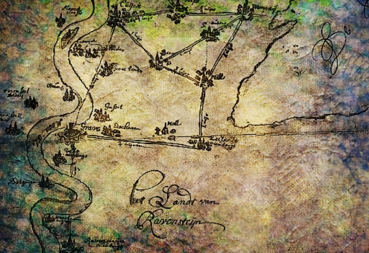 Kaart 2 kapel Hal