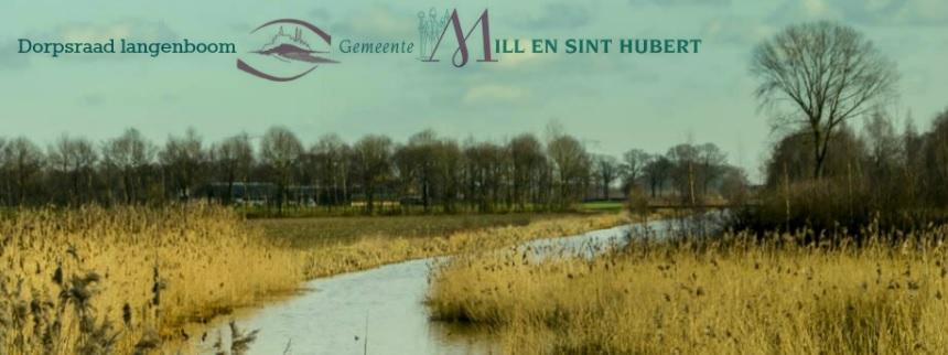 Embleem mill en dorpsraad