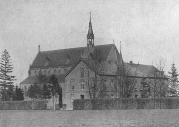 Kerk en klooster Dominicanen