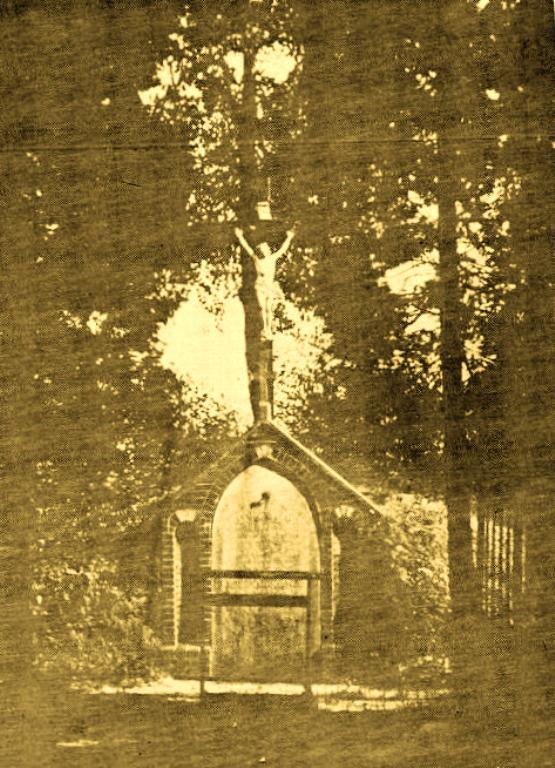 Grafkelder Felix Walter Gesloopt in 1923