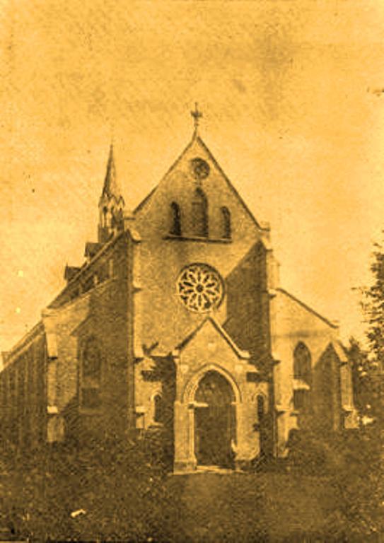 Kerk Langenboom 1900