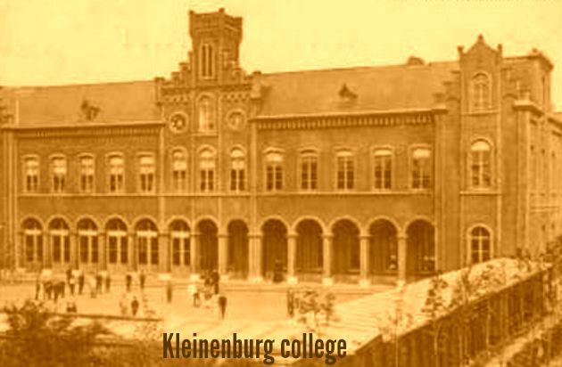 kleinenburg colege Katwijk a d Rijn